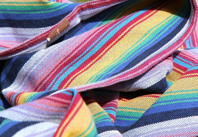 Storchenwiege Inka 100% bawełna
