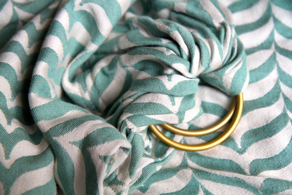 Tula Migaloo Wrap Conversion Ring Sling - Zen